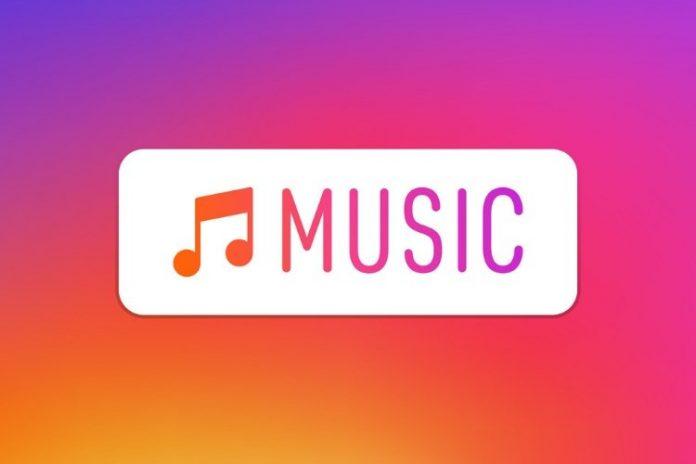 Instagram Müziği