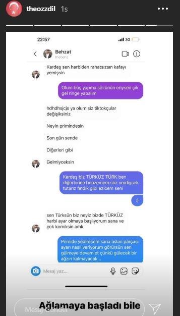 The Behz Behzat Kaan Özdil