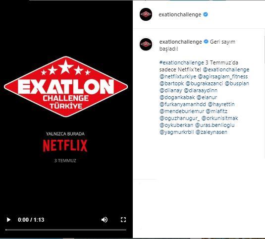 Exatlon Challange