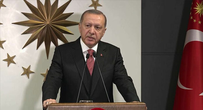 Recep Tayyip Erdoğan RTE Sosyal Medya