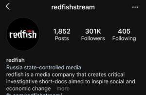 instagram devlet kontrollü medya