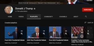 youtube donald trump